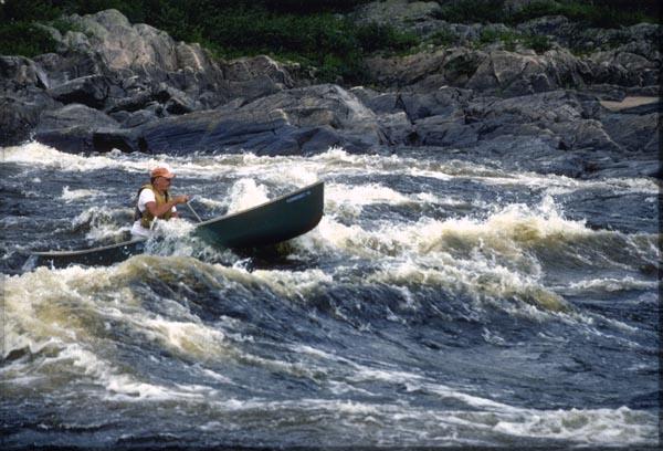 New Mexico Canoeing