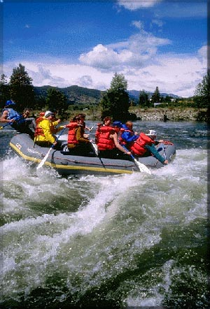 New Mexico Whitewater Rafting