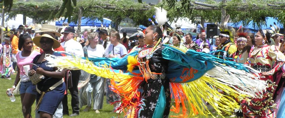 Taos Pueblo Pow Wow
