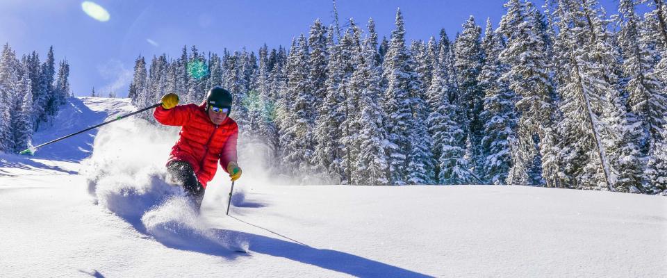 Angel Fire Resort Skiing
