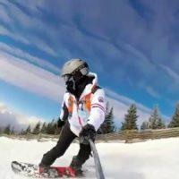 Snowboarding Santa Fe