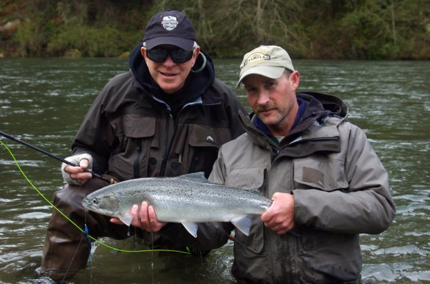 Brian Silvey Professional Fly Fishing Guide Scientific Anglers Pro Team