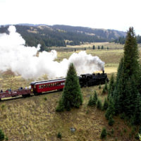 Chama Train - Cumbres & Toltec