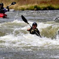 Kayaking New Mexico