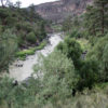 Rio Grande Gorge Wild Rivers Questa New Mexico