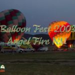 Balloons Over Angel Fire 2003