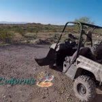 Yamaha Rhino 4 Wheeling Side-by-Side