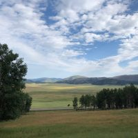 Hiking Trails in Valles Caldera - a book by Coco Rae