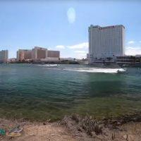 Colorado River - Laughlin, Nevada Timelapse