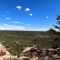 Lamy Overlook Trail Santa Fe New Mexico