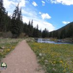 Pecos River Cowles Ponds Trout Fly Fishing Public Access