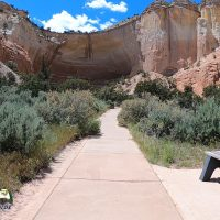 Echo Amphitheater - Abiquiu New Mexico
