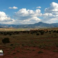 Canyon Near Ghost Ranch Abiquiu New Mexico Spark 06-10-2019