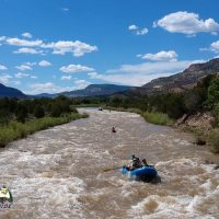 Chama River Whitewater Rafting and Kayaking Spark 06-10-2019