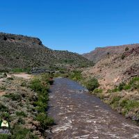 Rio Grande Gorge - Taos Junction