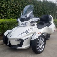 2014 Can-am SPYDER RT Limited SE6 Pearl White