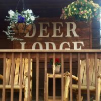 Deer Lodge Room 3 Red River New Mexico